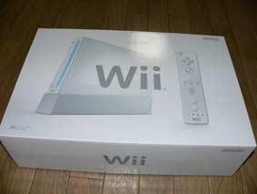 Wiiだよ〜ん